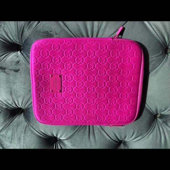 Michael Kors IPad tablet Sleeve Cover bag Pink